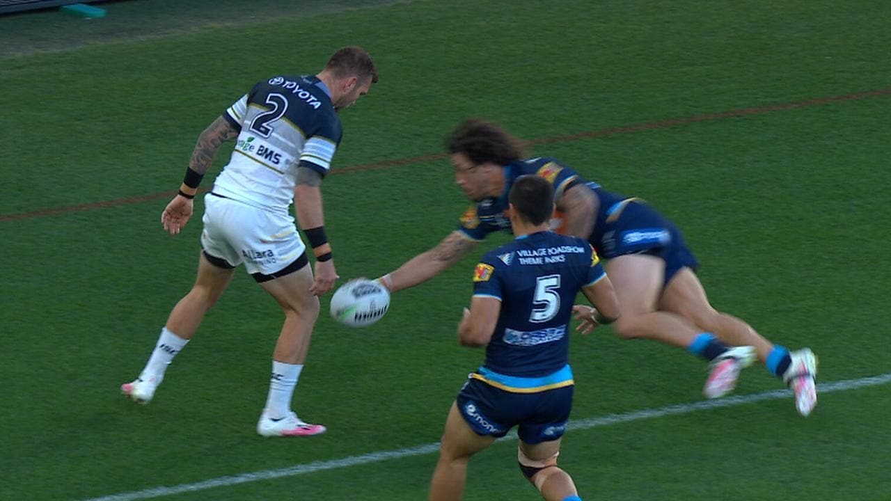 Kevin Proctor produces the best try assist of the season.
