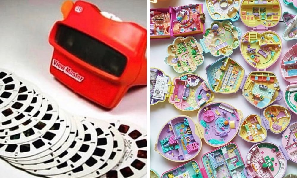 20 things you owned in the '90s that are worth a fortune today