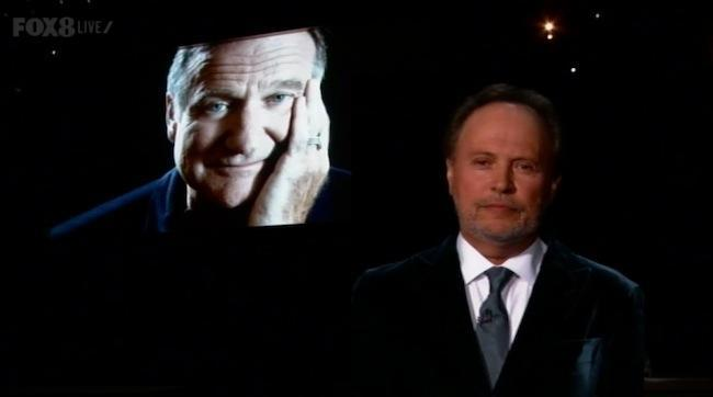 Billy Crystal's beautiful Emmys tribute to Robin Williams