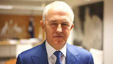 AUSTRALIA: Turnbull Praises Rescue Crews During Easter Message April 13