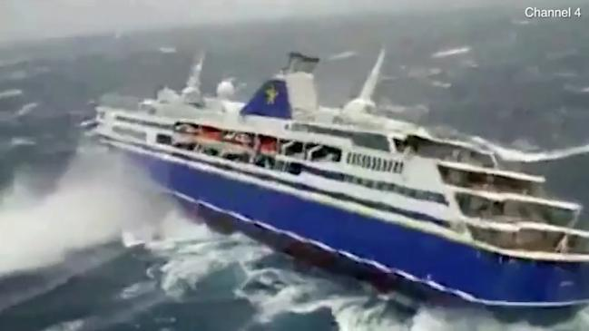 Cruises from hell: Caught on camera
