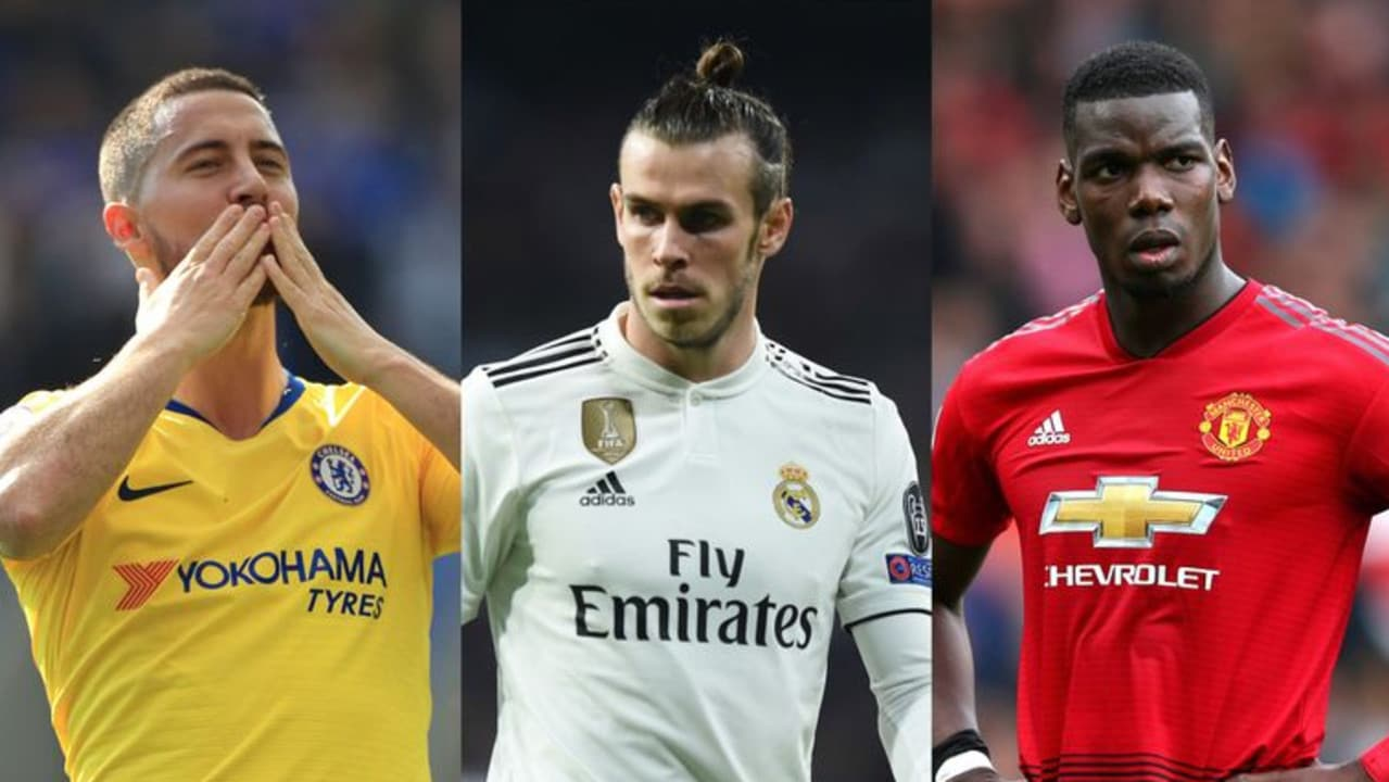 How Antoine Griezmann could cause domino effect with Eden Hazard, Gareth Bale and Paul Pogba