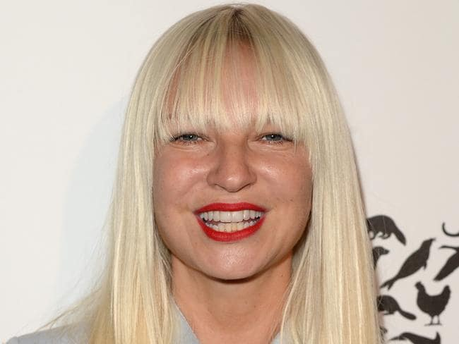 Winner...Sia has doubled her ARIA haul for 2014 taking out Best Pop Release for her 1000 Forms of Fear album and Best Video for her clip for Chandelier Picture: Jason Merritt/Getty Images.