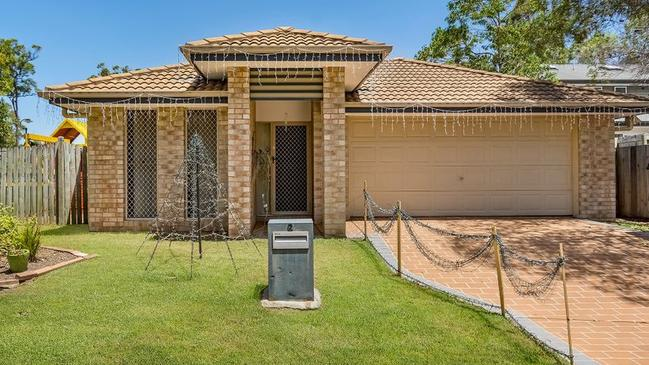 This house at 2 Vanilla Lane, Coomera, is for sale.