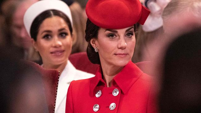 Finding Freedom reveals how feud between Meghan Markle and Kate Middleton started – NEWS.com.au