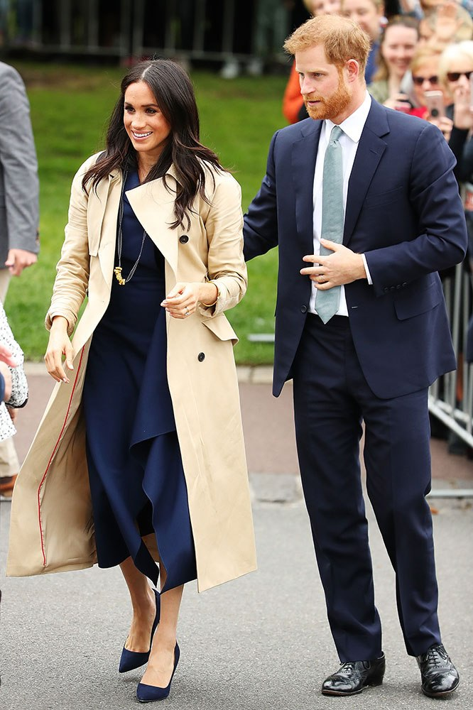 Meet the Australian designer Meghan Markle can't stop wearing on the royal tour