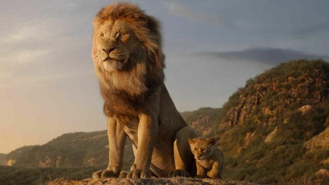 Seriously, name a better Disney dad than Mufasa