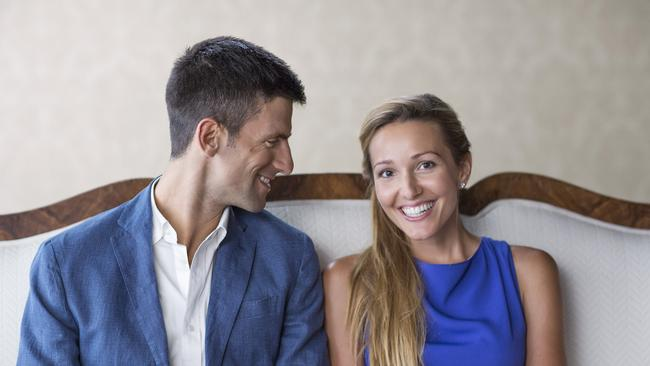 Both Novak and Jelena have been open about their opposition to being vaccinated, including for COVID-19.