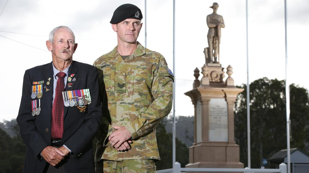 Anzac Day 2019: Gold Coast service features New Zealand