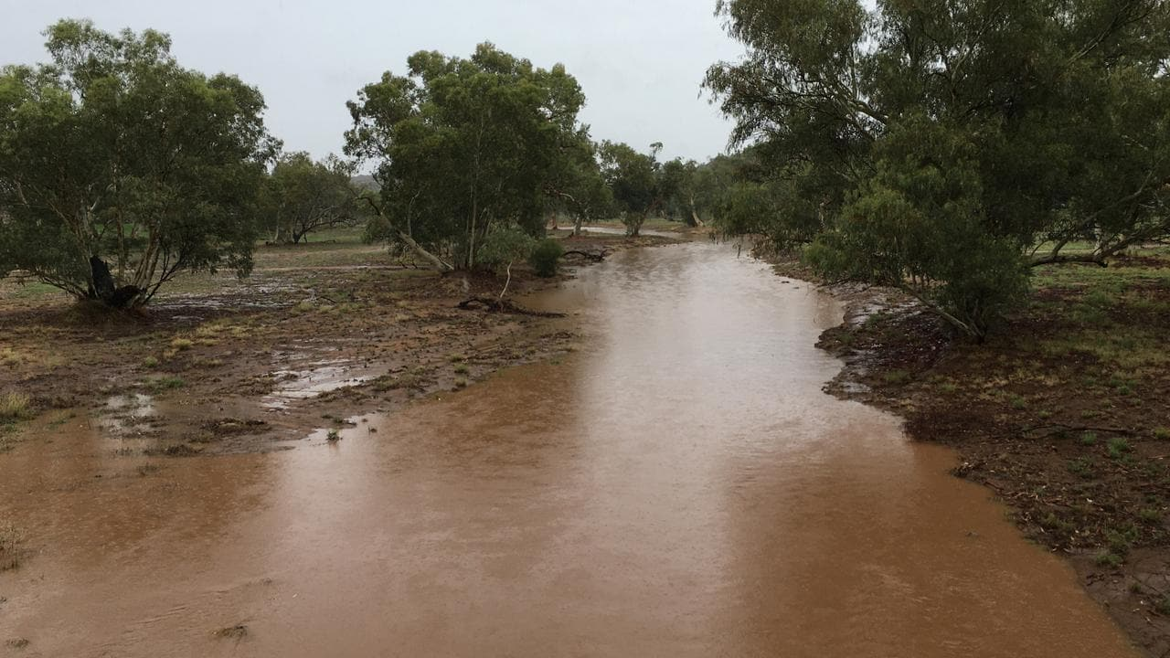 River not seen for months suddenly reappears thumbnail