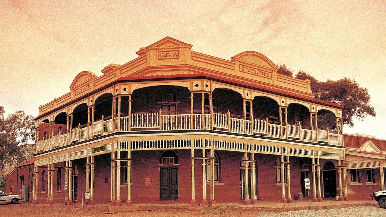 The grand State Hotel no longer operates as a hotel. Picture: Tourism Western Australia