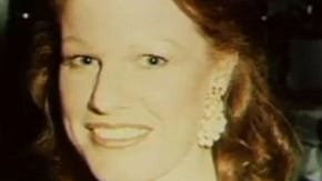 Catherine was jealous of the poised, attractive Noelene Patterson and ordered David to kill her, then spat on the victim's grave. Picture: Channel 7