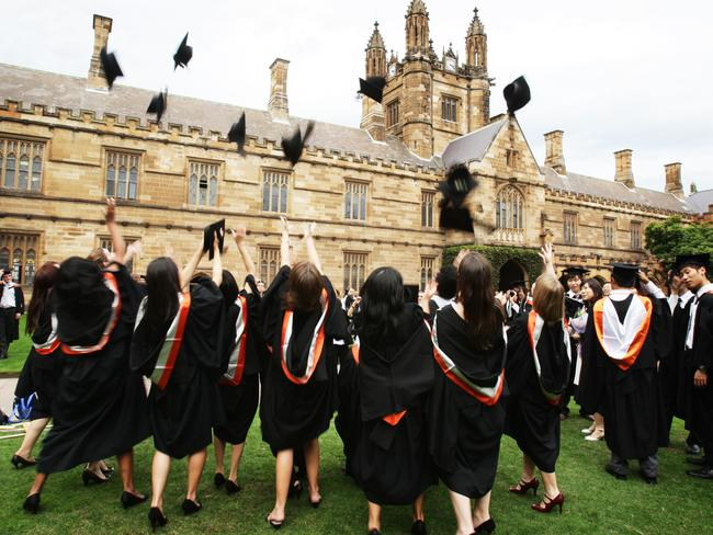 University degrees are not delivering the outcomes many are hoping for.