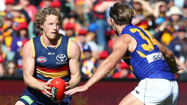 Afl May Change Game Conditions As Crows Eagles Brace For