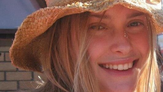 Hannah's badly battered body was found dumped near a work site. Picture: Supplied
