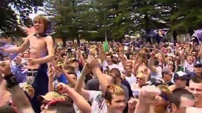 Cronulla riots 2005
