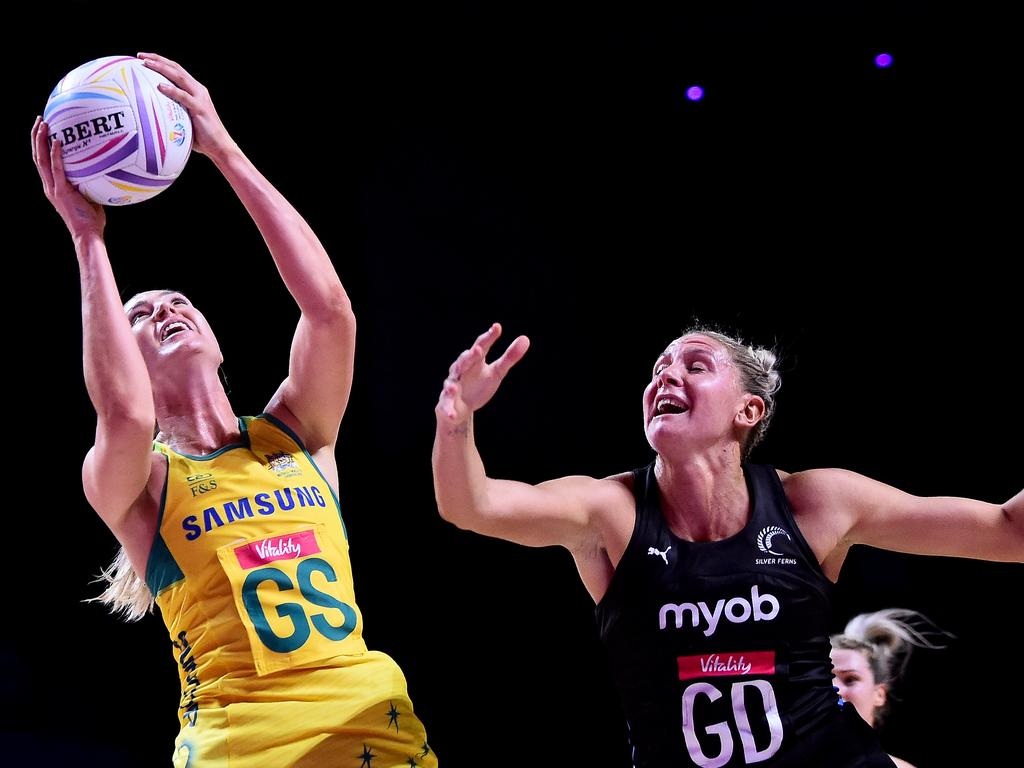 Vitality Netball World Cup - Day Seven