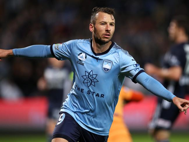 Adam Le Fondre struck twice in the stunning blowout.