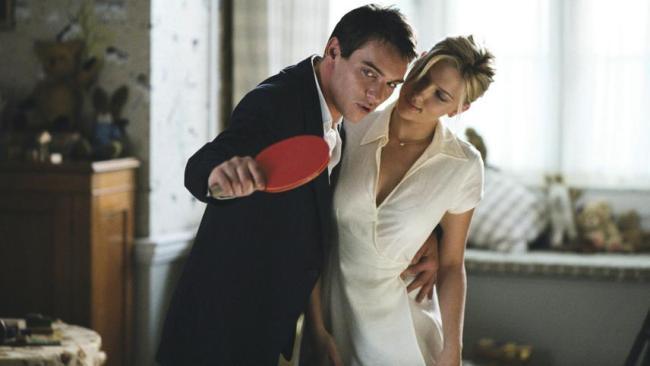 Jonathan Rhys-Meyers and Scarlett Johansson had an affair in Woody Allen's Match Point. Photo: Dreamworks