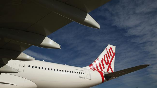 For the next 24 hours Virgin will have 30 per cent off some domestic and international flights. Picture: Brendon Thorne/Bloomberg