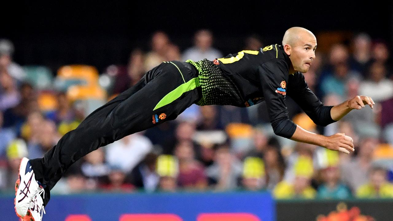 Ashton Agar was challenged in the field, but bowled superbly throughout the series.