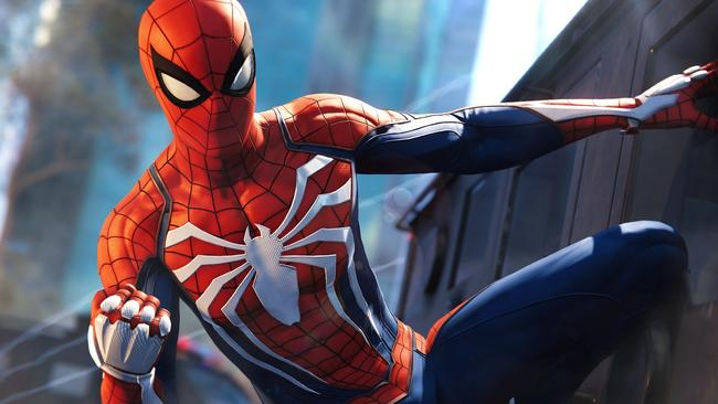 You don't need to be a Spider-Man fan to enjoy this game Picture: Supplied