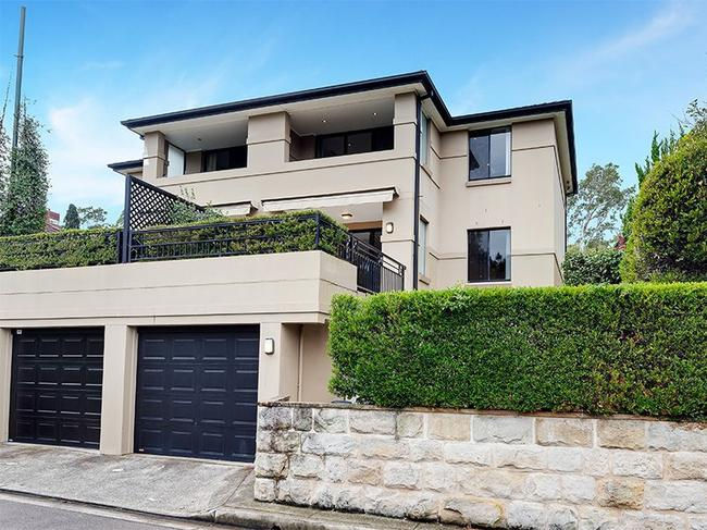 This Spruson St home in Neutral Bay has reduced its asking price from by $150 to $1450 per week.