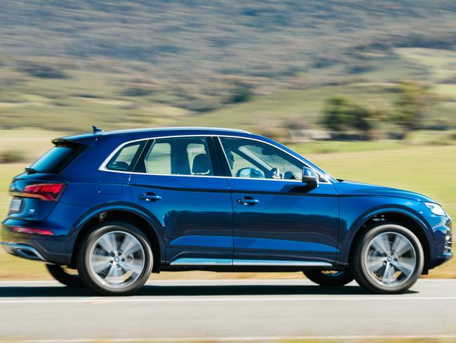 Audi Q5: Never mind the wheelchair lift, owners are heading for the tropics