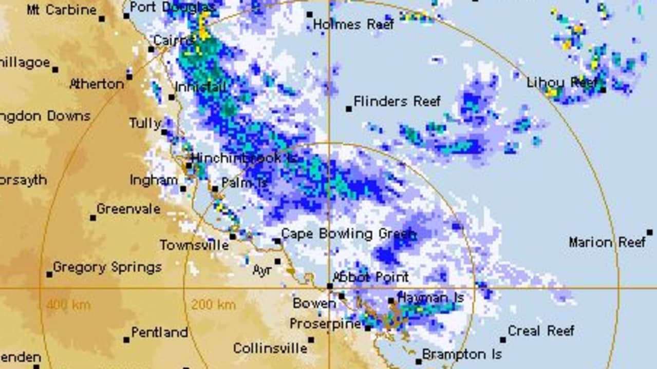 Tropical cyclone Kimi to hit north Qld thumbnail