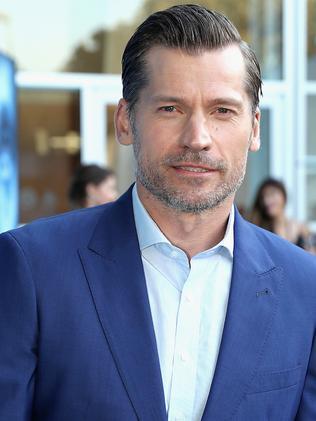 Actor Nikolaj Coster-Waldau. Picture: Getty
