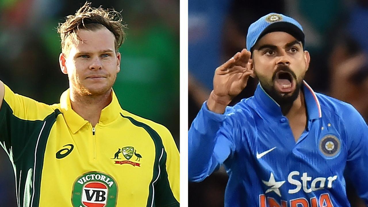 Australia cricket 2020 vs India, Steve Smith vs Virat Kohli, ODI series, Border-Gavaskar trophy