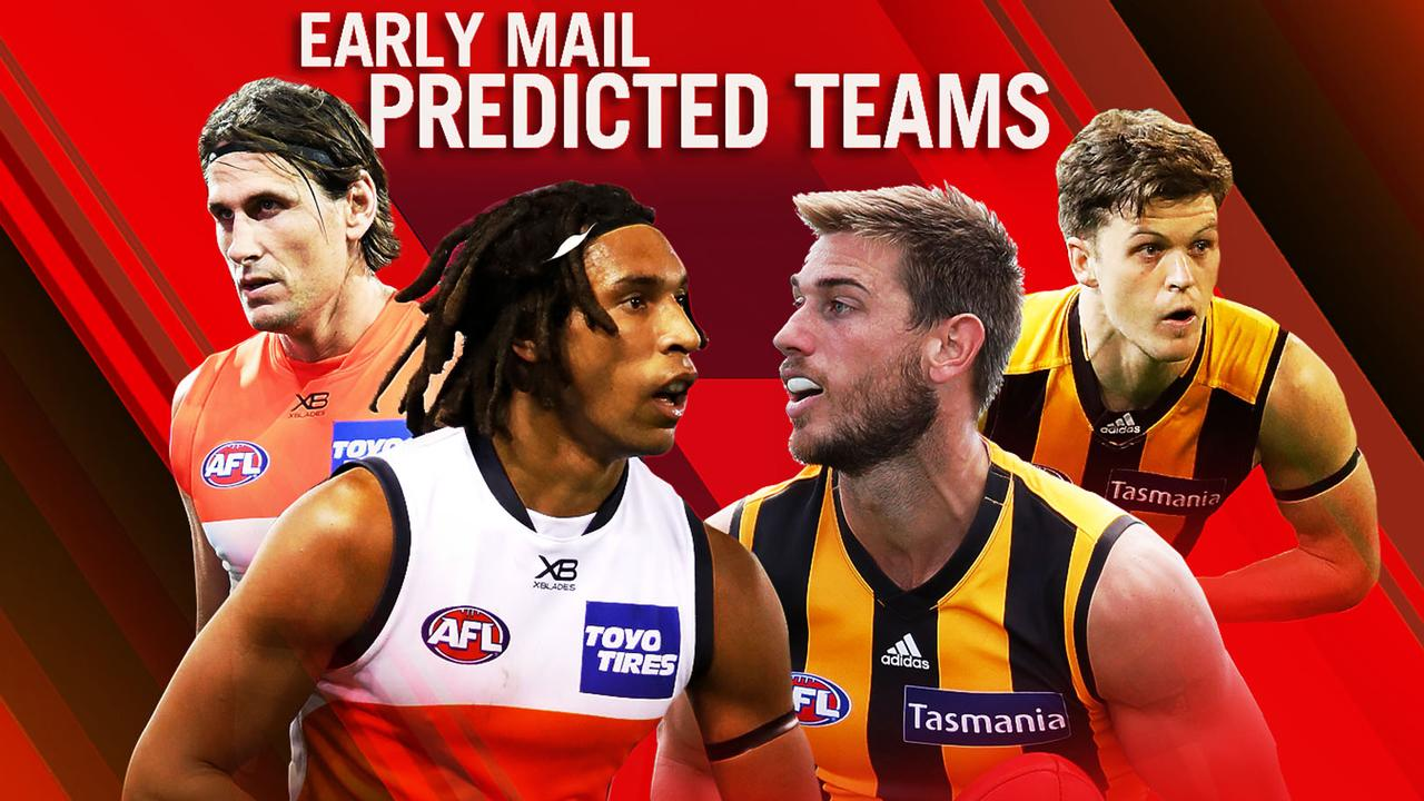 Early Mail, Semi-finals: Predicted 22s.