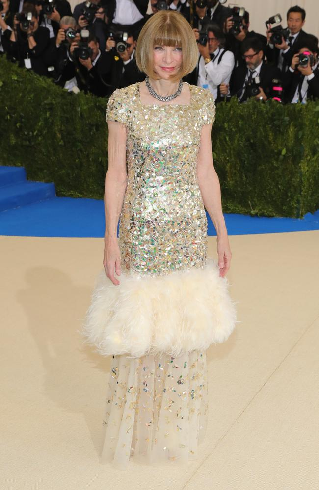 474457a020d It s her ball. US Vogue editor-in-chief and Met Gala boss Anna