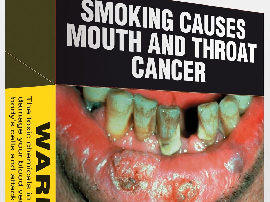Smoking: Changes proposed to cigarette packs after study results