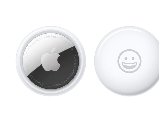 The new AirTag has drawn comparison's to Tile's existing beacon device.