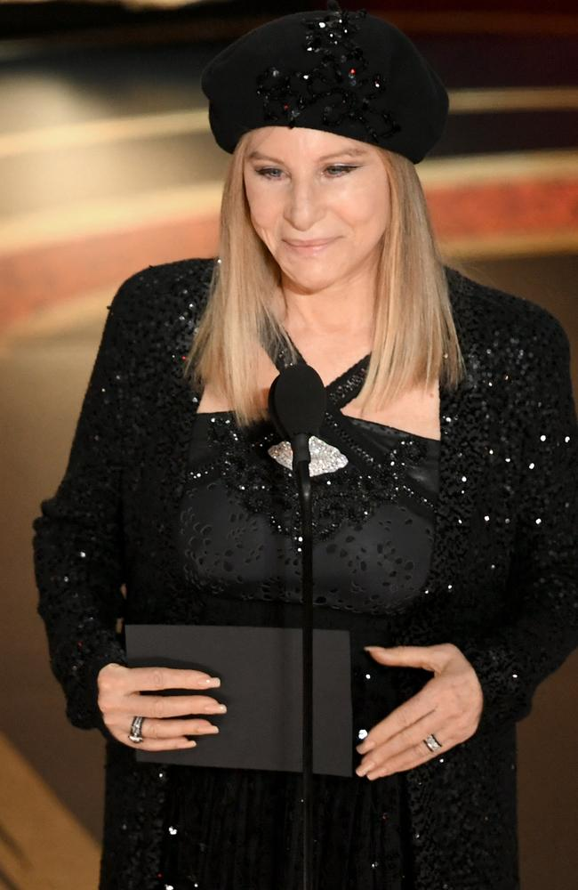 Barbra Streisand. Picture: Kevin Winter/Getty Images