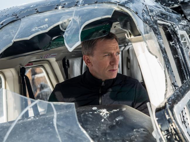 "Daniel Craig as James Bond in Spectre. That was a pretty good title; maybe they should just call the film ""Spectre II""? Picture: Jonathan Olley/Metro-Goldwyn-Mayer Pictures/Columbia Pictures/EON Productions via AP."