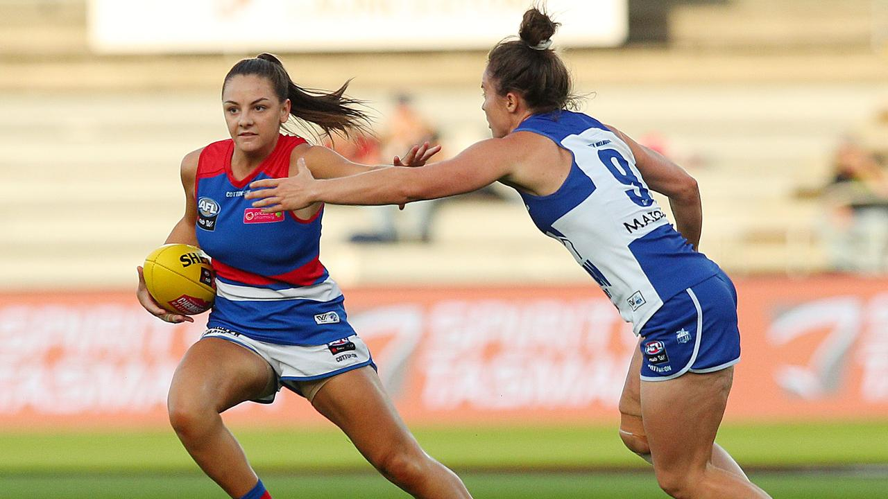 AFLW 2019 off-season: Western Bulldogs trade Monique Conti to Richmond for Pick 1 in AFLW draft