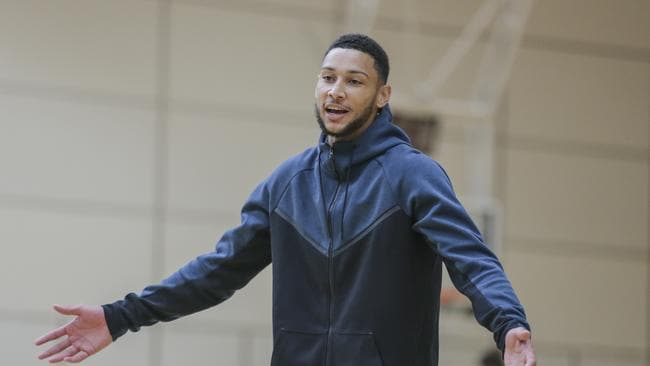 Ben Simmons has become one of the biggest names in the NBA