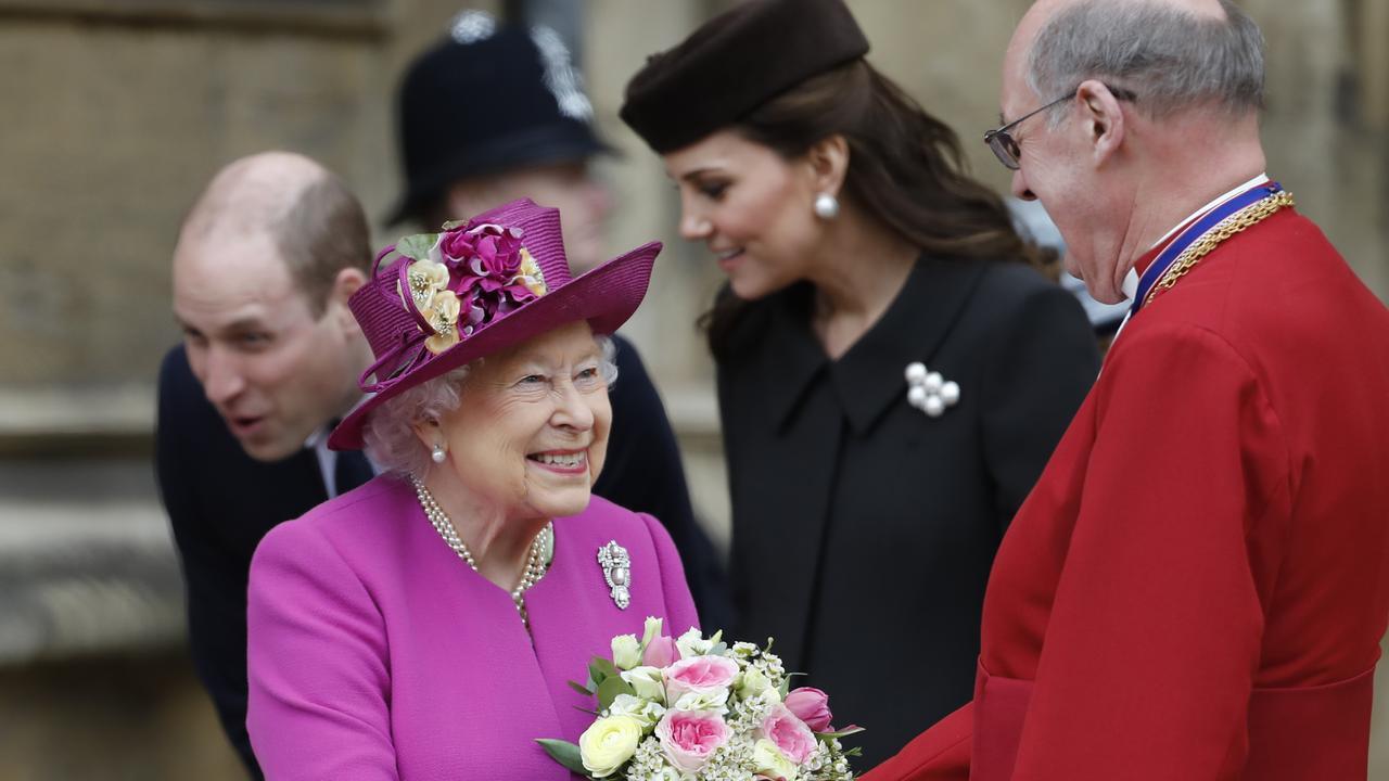 Queen Elizabeth lineage traced back to Prophet Mohamed