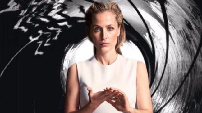 Gillian Anderson and Gal Gadot have both been floated to play a female Bond. Source: Instagram.