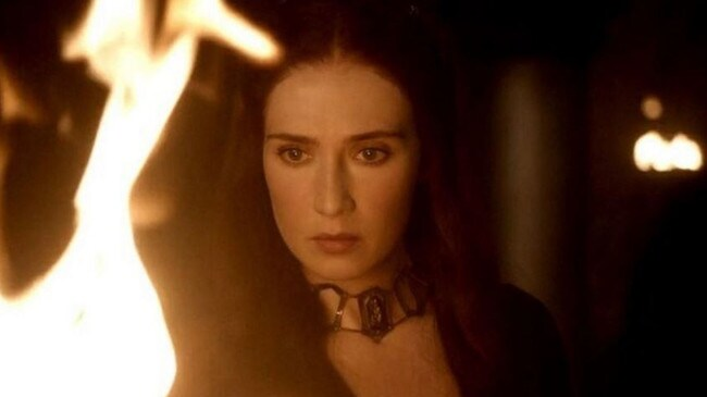 Melisandre could redeem herself from her wicked past this season. Picture: Supplied