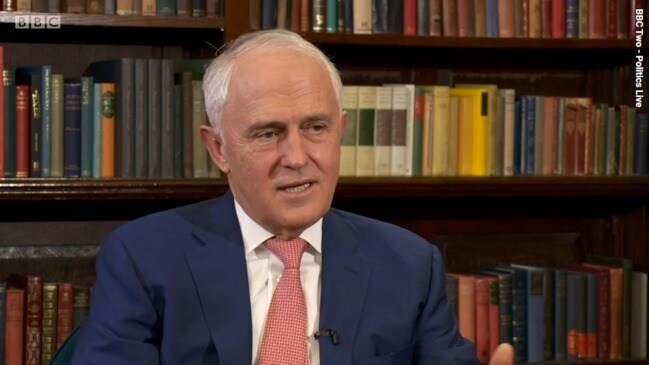 Turnbull: Concern not that I'd lose, but I'd win (BBC)