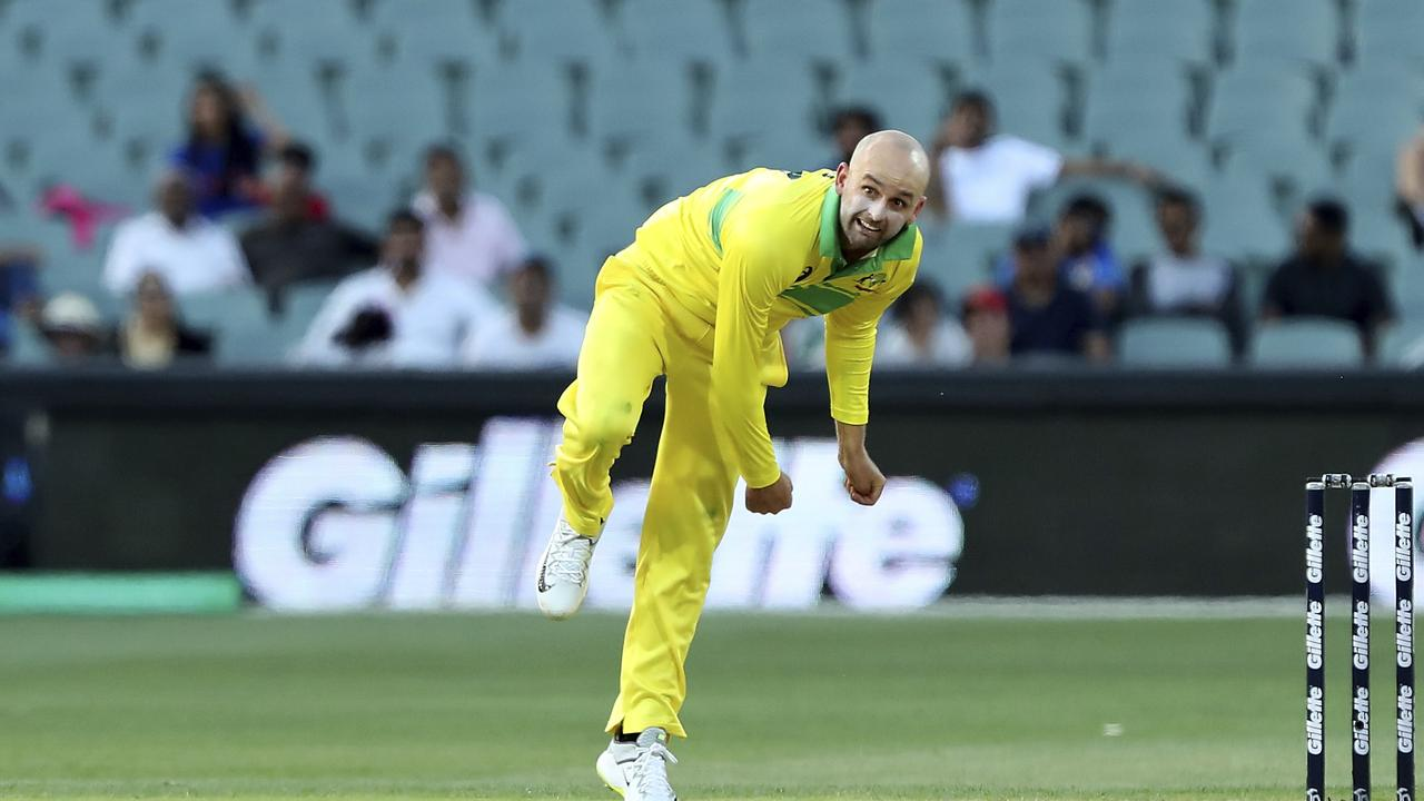 Nathan Lyon was not the most expensive of Australia's bowlers, but certainly far from the most impressive.
