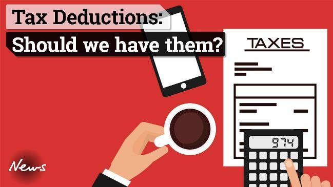 Should we get rid of tax deductions?