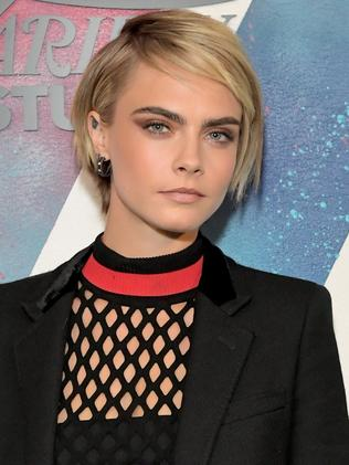 Cara Delevingne in Torinto. Picture: Getty Images