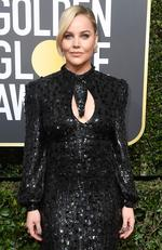 Actor Abbie Cornish attends The 75th Annual Golden Globe Awards at The Beverly Hilton Hotel on January 7, 2018 in Beverly Hills, California. Picture: Frazer Harrison/Getty Images