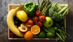 Your fruit and vegetables can carry COVID-19. Image: iStock.