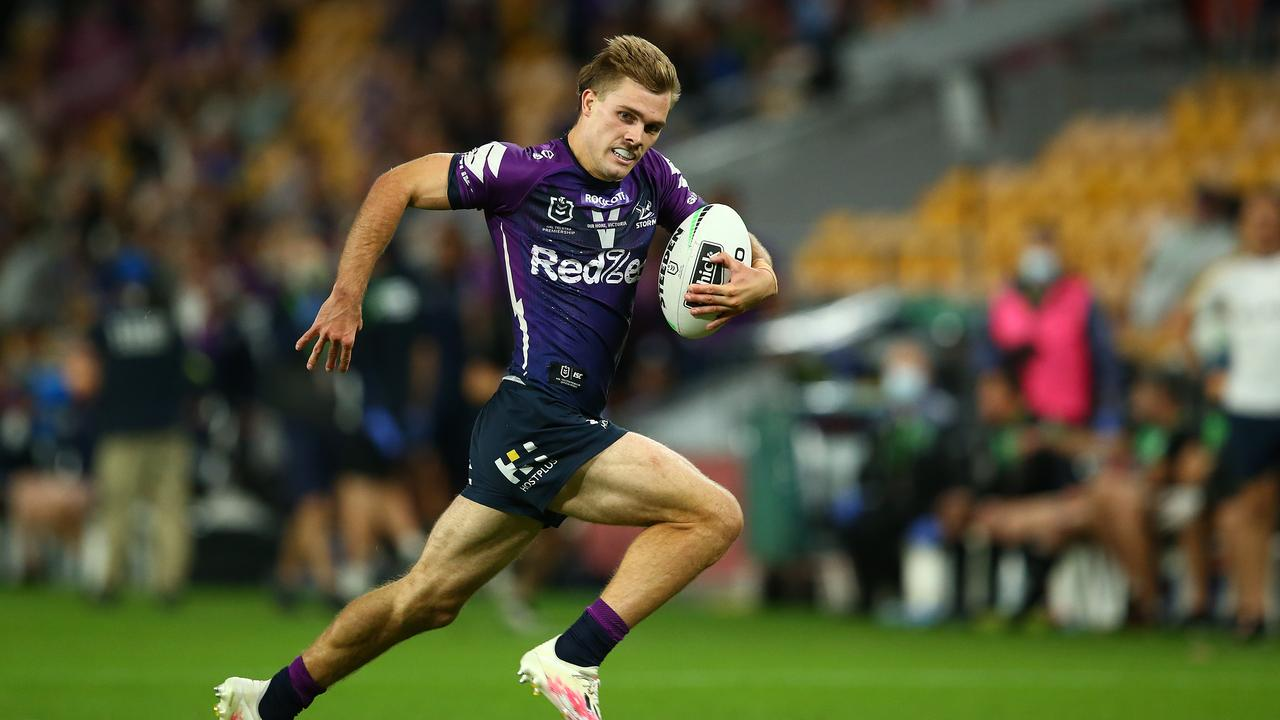 Forget a bench spot — throw him straight in at centres: Origin buzz grows around Storm weapon – Fox Sports