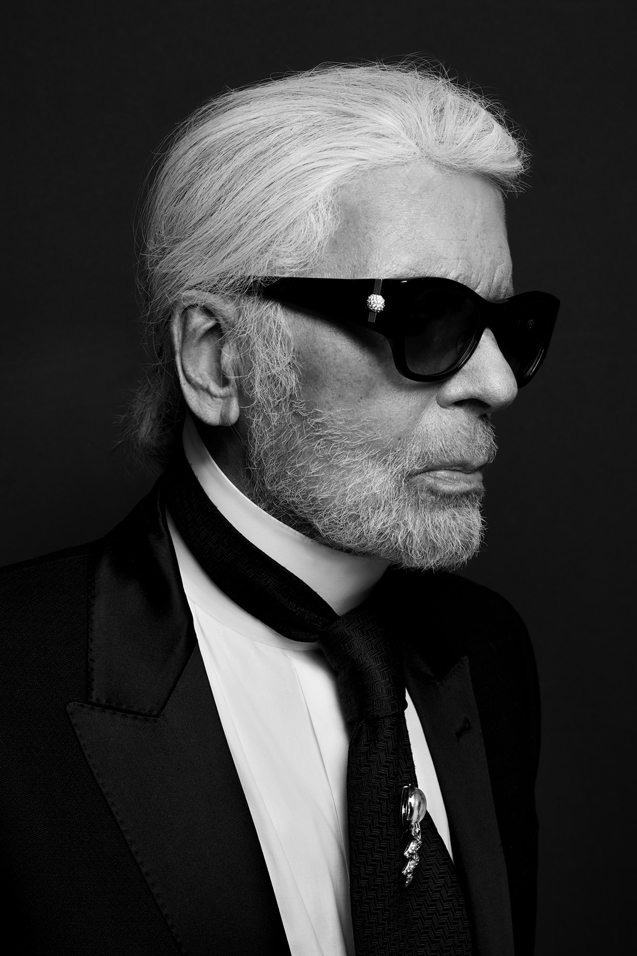 60ed12a4806 Karl Lagerfeld has died